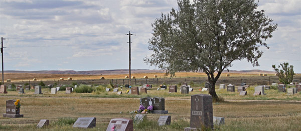 Circle Montana Cemetery
